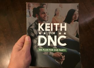 Keith Ellison for DNC