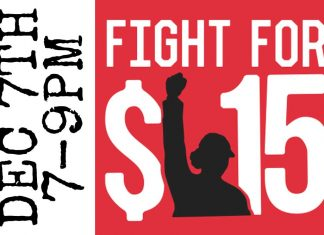 Fight for $15 Dallas