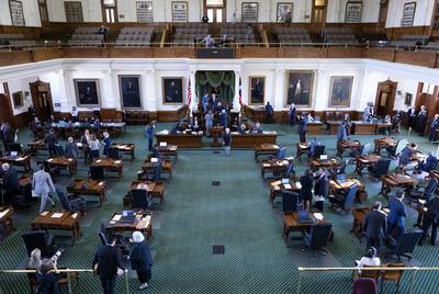 The Texas Senate even has rules on how to break the other rules.
