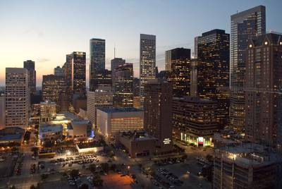 Houston S Skyline