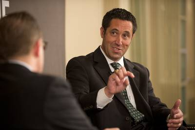"""This is taxation without representation,"" says Texas Comptroller Glenn Hegar."
