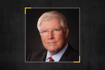 Jerry Zimmerer is a Democratic candidate for chief justice of the state Supreme Court.