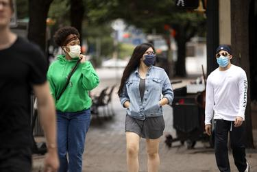 """In a press release announcing the order, Gov. Greg Abbott said that """"wearing a face covering in public is proven to be one of the most effective ways we have to slow the spread of COVID-19."""""""
