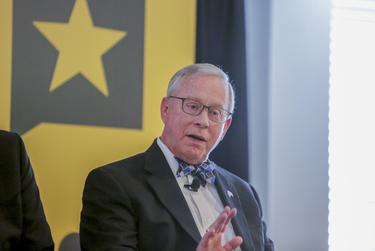 Ron Wright at The Texas Tribune Festival in 2018.